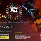 calabar jazz festival 2014